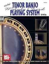 Tenor Banjo Melody Chord Playing System/Mel Bay/New!  - $13.95