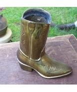 Vintage Brass Metal  Boot Lot #194  - $50.00
