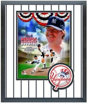 "11"" x 14"" Framed & Matted Rich ""Goose"" Gossage  ""Legends"" Photo Montage  - $42.95"