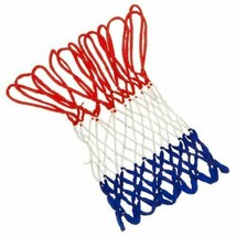 Spalding 8279SR All Weather Red White Blue Basketball Net 58279S01 Regul... - $8.90