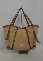 NWT Burberry Trench Group Small Canterbury Tote in Honey/Tan. Classic Ca... - $379.00