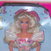 1995 Barbie Doll HAPPY BIRTHDAY 'Prettiest Present of All' Blonde NRFB - $29.99