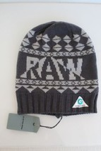 G Star Raw Muffle-Jaq Beanie Hat in Petrol BNWT 100% Authentic - $34.75