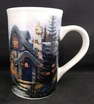 Thomas Kinkade Mug Cup Havencrest Sweetheart Cottage III 2003 - $8.91