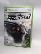 Need for Speed: Prostreet - Xbox 360 EA Games Complete Game Disc / Manua... - $20.73