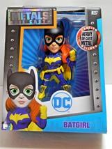 """Jada Toys DC Comics 4"""" Metals Diecast Action Figure Batgirl 97884  - $15.25"""