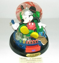 Disney Rare LE 500 Randy Noble Mickey Mouse Tim... - $140.23