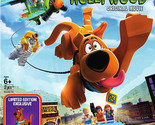 LEGO SCOOBY-DOO DVD - HAUNTED HOLLYWOOD (2016) - NEW UNOPENED