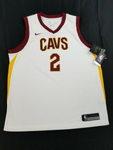 new NIKE Cavs youth kids IRVING # 2 jersey NBA basketball 18-20 yrs XL M... - $31.67