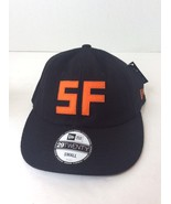 New Era The Hundreds 29TWENTY Black Orange SF San Francisco Baseball Hat... - $34.41