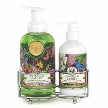 Michel Design Works Foaming Hand Soap and Lotion Caddy Gift Set, Botanic... - $29.03