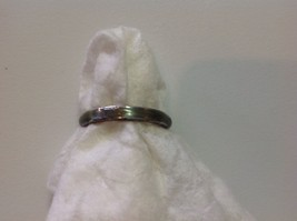 Silver Tone Plain Band Ring - $193.05