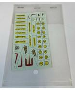 Aurora Plastics Decals Kit 1596-113 Plane Decals 11-64 Multi Model Use N... - $9.99