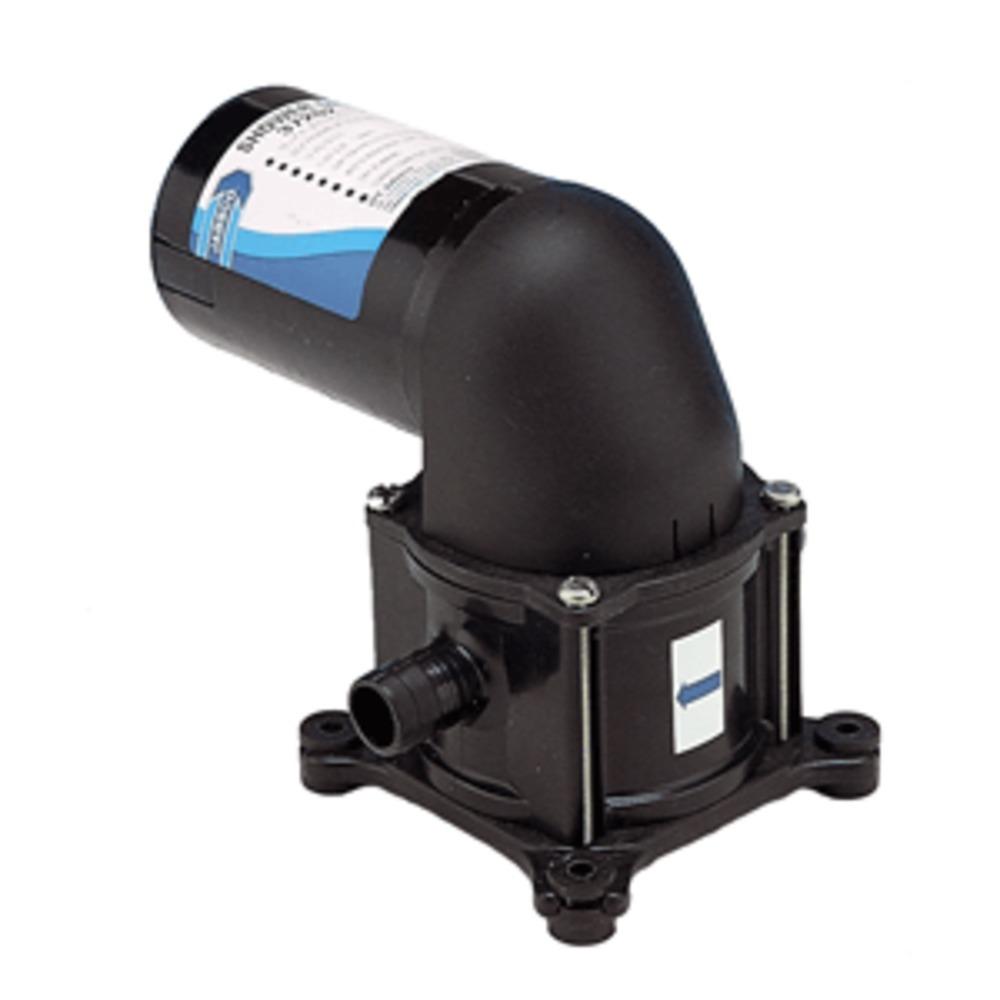 Jabsco Shower & Bilge Pump - 3.4GPM - 12V