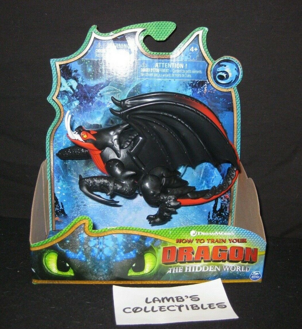 "Primary image for How to Train Your Dragon 3 Hidden World 8"" action figure Deathgripper Villain"