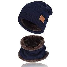 14adb2c78294 Ryulife Baby Hat 6 to 18 Month Girls Boys Infant Newborn Warm Winter Kin...   17.97 · 2-Pieces Mens Beanie Hat Scarf Set Fleece Lined Winter Warm Knit  ...