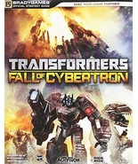 Transformers: Fall of Cybertron Official Strategy Guide [Paperback] Brad... - $13.59