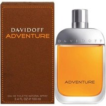Davidoff Adventure for Men by Davidoff  3.4oz 100ml EDT Spray - $24.81