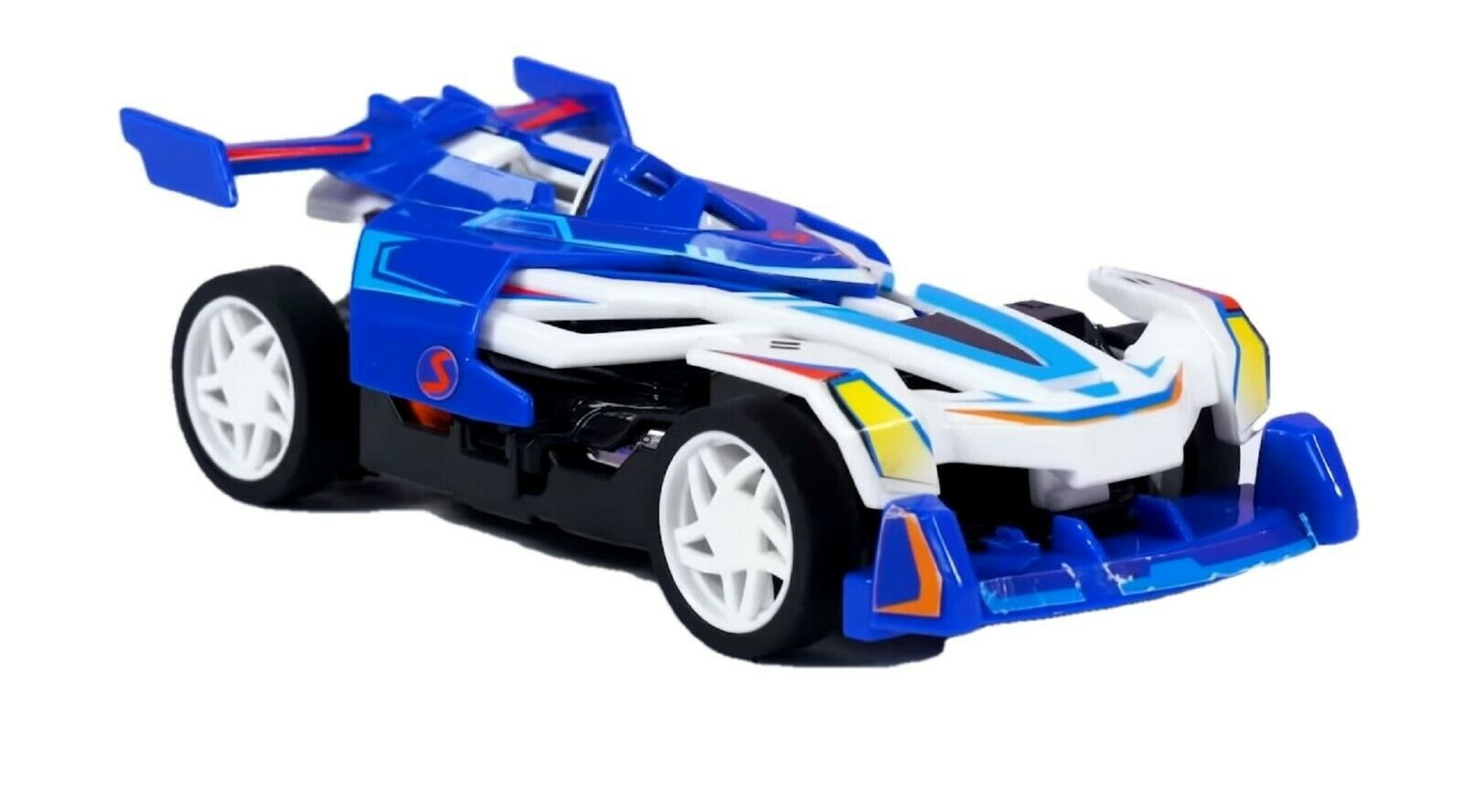 Bite Choicar Storm Borne Racing Mini Car Vehicle Toy