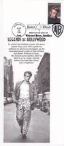 JAMES DEAN #3082 WARNER BROTHER STUDIOS BURBANK, CA 6/24/1996 - $3.90