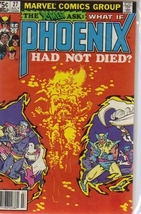 What If 27, What If Phoenix Had Not Died? [Comic] by Marvel Comics - $19.95