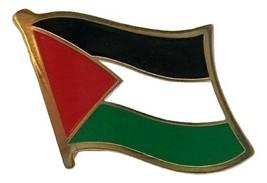 Palestine Flag Hat Tac or Lapel Pin - $6.84