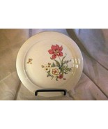 """Kahla Pink, Blue & White Floral Salad Plate 7 1/2"""" - $4.40"""