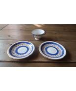 """Vintage Blue Porcelain Espresso Tea Cup by Rosenthal Selb-Bavaria 2.75"""" ... - $18.40"""