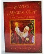 Santa's Magical Gift set 2016 Larry Hersberger audio wish book magic box  - $47.77