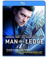 Man on a Ledge [Blu-ray] (2012) - $3.96