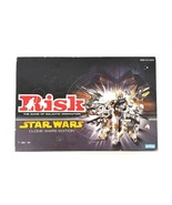Star Wars Risk Board Game Clone Wars Special Edition Parker Brothers 2005 - $23.36