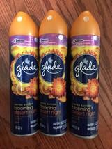 New-Lot Of Three (3) GLADE Limited Edition Blooming Desert Night Aerosol Spray - $14.99