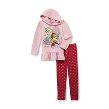 Disney Frozen Elsa and Anna Girls 2pc Outfit Size -4 ,5 or 6 NWT - $17.99