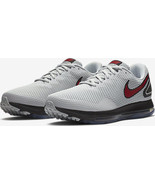 NIKE ZOOM ALL OUT 2 TRAINER SPORTS SNEAKERS MEN SHOES PUR PLATINUM SIZE ... - $118.79