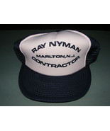 Ray Nyman Contractor Foam Mesh Hat - $16.00