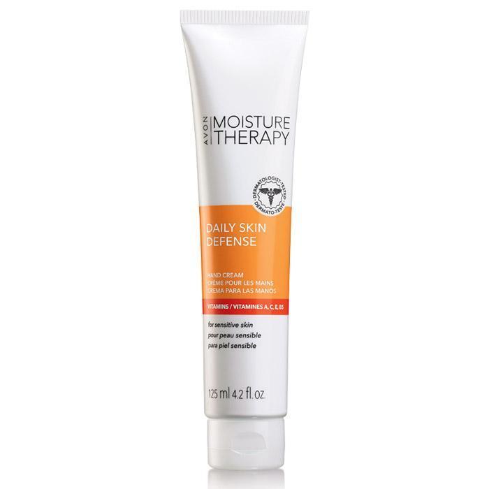 Avon Moisture Therapy Daily Defense Hand Cream - $3.99