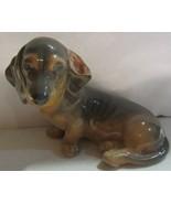 Vintage Royal Copenhagen Denmark Dachshund Dog  # 3140 - $90.87