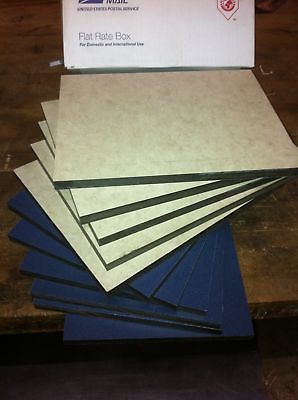 LOT 1/2 PHENOLIC PLATE SHEET WORKS AS ALUMINUM OR WOOD  approx 11 x 8