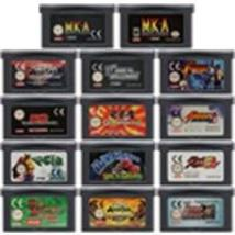 32 Bit Video Game Cartridge Console Card for Nintendo GBA The Fighting G... - $20.99