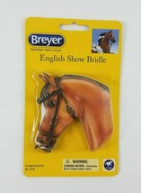 New Breyer Model Horses Traditional Size English Show Bridle Leather #2459 - $12.99