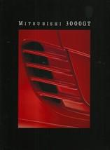 1992 Mitsubishi 3000GT sales brochure catalog US 92 SL VR-4 - $12.00