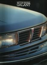1991 Mitsubishi GALANT sales brochure catalog US 91 LS GS GSX GSR - $6.00