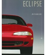 1995 Mitsubishi ECLIPSE brochure catalog US 95 RS GS GS-T GSX - $10.00