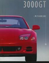 1995 Mitsubishi 3000GT sales brochure catalog US 95 SL VR-4 - $12.00