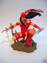 MARVEL Super Heroes X-men 3 Electra Figure spiderman NEW Capsule Toy  - $8.99