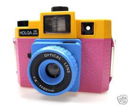 New Candy A Holga 120GCFN lomo camera (6x6 incld.) - $48.99