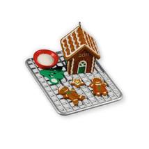 "NEW 2011 Hallmark ""Season's Treatings!"" Ornament - Baking - Gingerbread ... - $22.76"