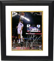 Jahlil Okafor signed Duke Blue Devils 16x20 Photo #15 Custom Framed (Fin... - $136.95