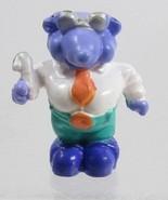 1994 Vintage Polly Pocket Doll Rabbit House - Murray Mole Bluebird Toys - $7.50