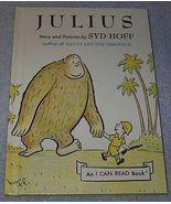 I can Read Weekly Reader Book, Julius, Syd Hoff - $8.00